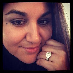 Jewelry - 💎2.07 Emerald Cut Engagement-Wedding Ring Set💎